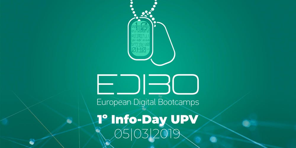 Info-Day del Proyecto «European Digital Bootcamps» (EDIBO)